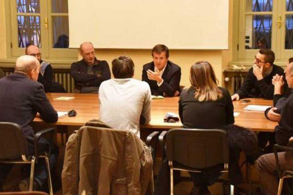 Gruppo Pozzoni, confronto tra sindacati e il sindaco Gori