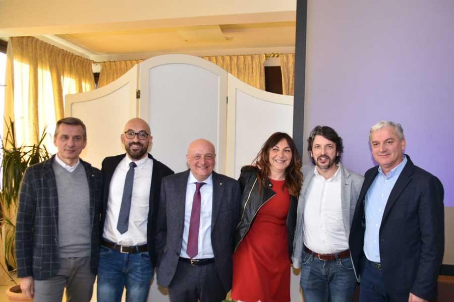 """Luciano Carminati eletto a """"generale"""" della Femca Cisl Bergamo"""