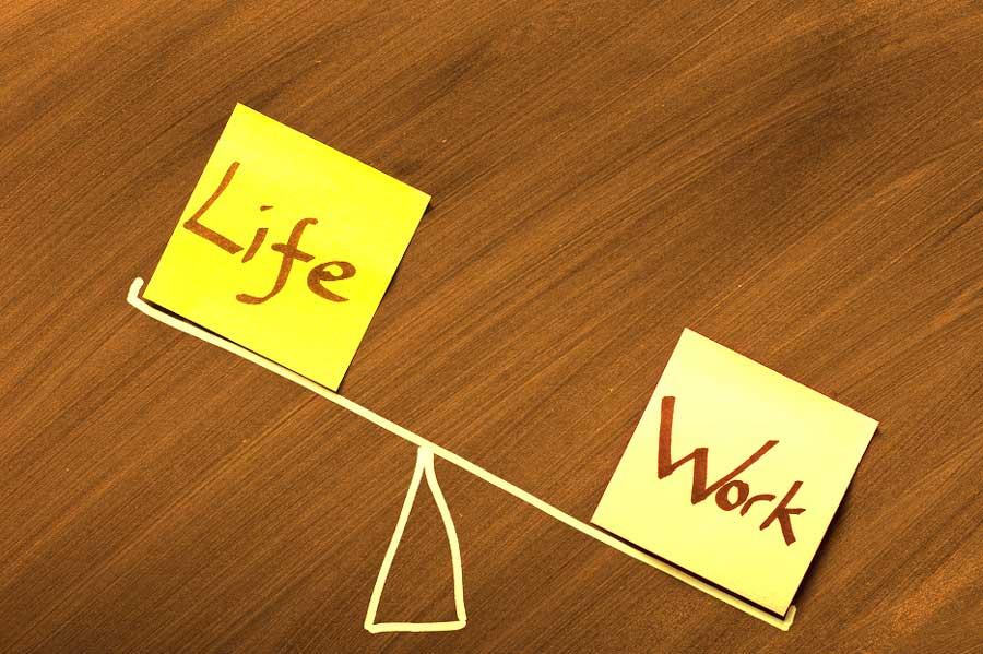 equilibrio fra vita e lavoro