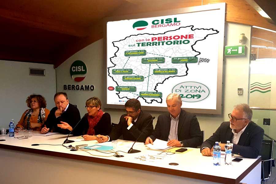 Bergamo fuori dalla crisi