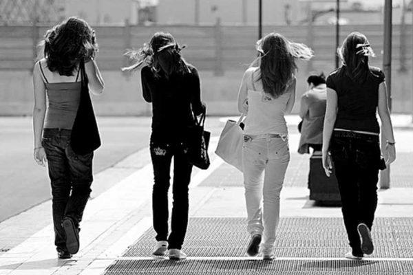 Donne lavoratrici a Bergamo
