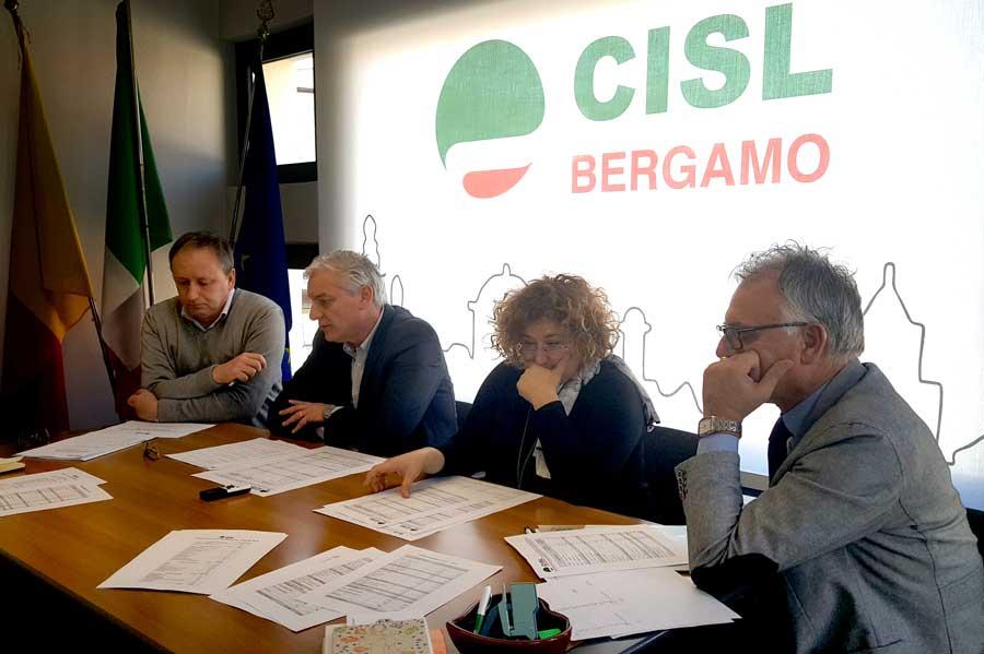 Tesseramento 2018 Cisl Bergamo