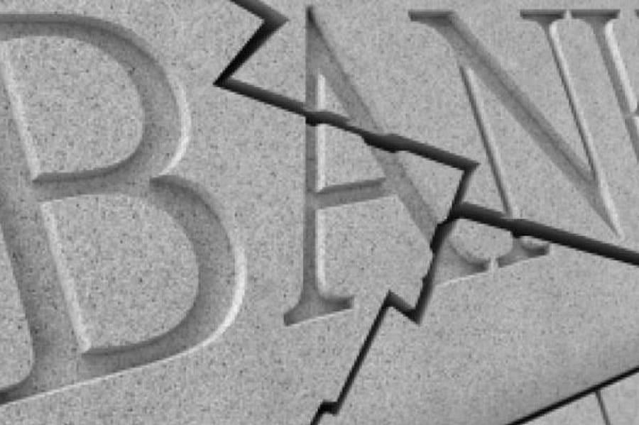 crack bancari