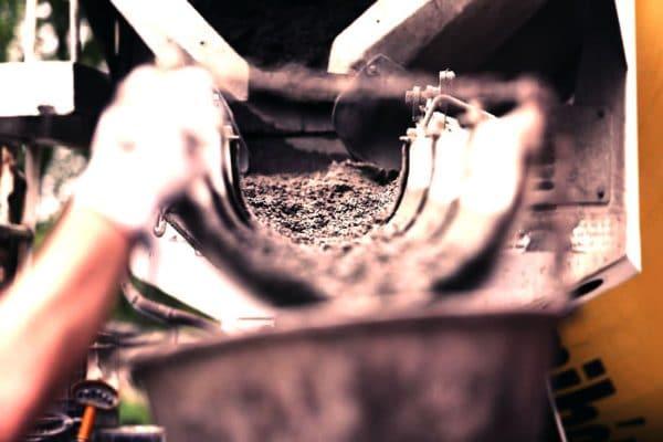 Contratto cemento, calce gesso e malte