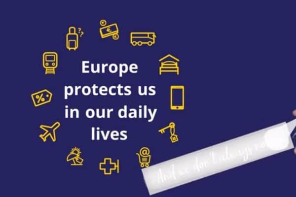 L'Europa ci protegge