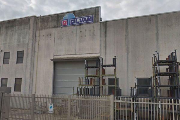 licenziamento sindacalista alla Olvan