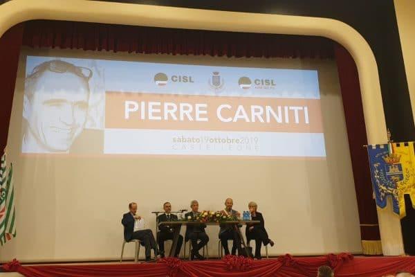Pierre Carniti, un gigante del sindacato