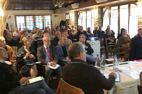 Presentata l'analisi della Contrattazione Sociale Fnp Cisl Bergamo