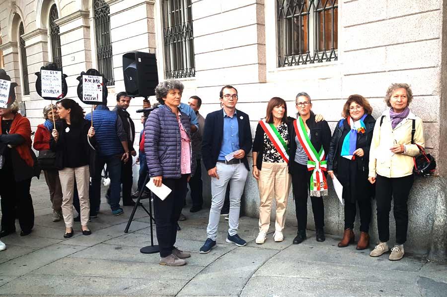 La solidarietà di Bergamo alla popolazione curda
