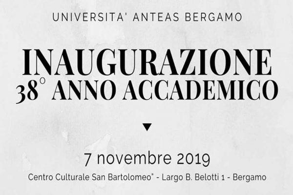 Università Anteas 2019