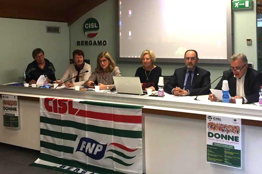 pensioni silenti a Bergamo