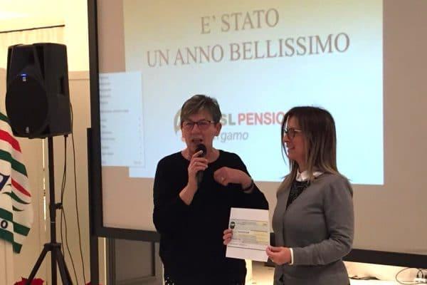 I pensionati della Fnp Cisl Bergamo finanziano le attività del carcere