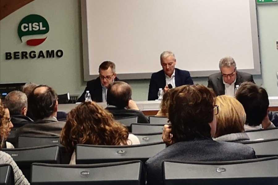 Intervento di Francesco Corna al Consiglio Generale