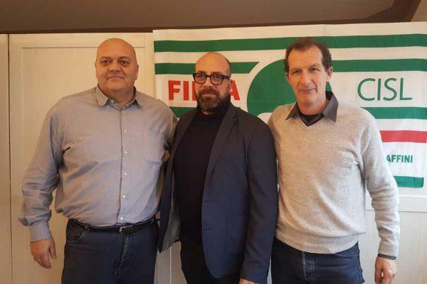 Massimo Lamera eletto nella Segreteria Filca Cisl Bergamo