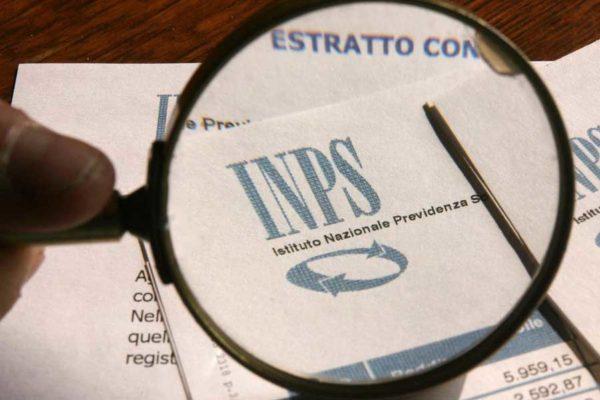 Errore INPS nel calcolo delle pension