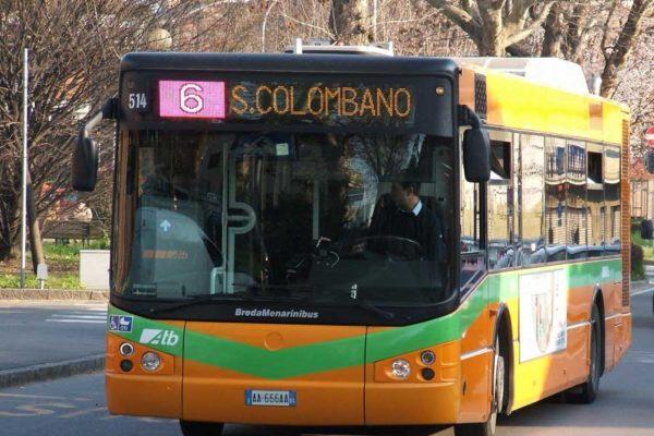 sospendere il trasporto pubblico