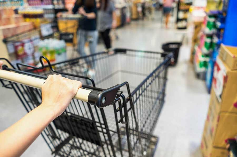 Prezzi fuori controllo nell'alimentare